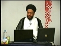 Seminar on Post Marriage 25 March 2007 - Moulana Zaki Baqri - Part 2 - Urdu