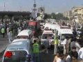 [NOTICE THE SECTARIAN TONE] Associated Press Report on Karachi Chehlum blasts - 05Feb10 - English