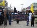 Protest Rally in Matli Sindh against Arbaeen blast - 07Feb10 - Urdu