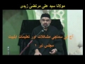 [Audio] - Majlis 1 - Social Problems of this era and teachings of Ahlebait - AMZ - Urdu