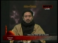 Sunni & Shia Alim together at Arbaeen Majlis 4 - Maulana Jan Ali Shah Kazmi - Urdu