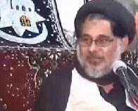 Shia Kaun? 14 Muharram 1431 - Maulana Hasan Zafar Naqvi - Urdu