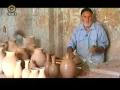 Skill - How to make Pots from Clay - Farsi