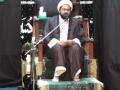 Tafsir-e-Sulh-e-Imam Hasan a.s - Agha Nasir Hasan Rajai - Safar 1431 -Day 4-Urdu