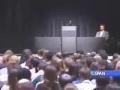 FULL VIDEO - President Ahamdinejad Columbia University - English