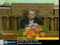 Iran Pressure - Press Conference with Speaker Larijani March 16th -2010 - English