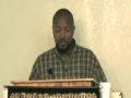 Tauheed in Action - Lecture by Sh. Jafar Muhibullah - English