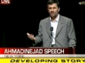 Ahmadinejad very beutuful answer on the treatment of women and homosexuals in Iran - USA - English