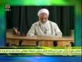 Agha M Qarati - Quranic Tafseer session - Farsi