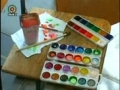 Kids Program -  Teaching Kids about Painting - Farsi