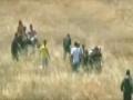 israel shooting at International and Palestinian Activists - 25 April 2010 - English