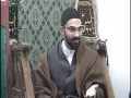 Milad of Imam ZainulAbideen[AS]- H.I Hasan Mujtaba - 4/30/2010 at Momin - English
