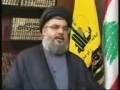 Sayed Hasan Nasrullah talking about Shaheed Murtaza Mutahhari - Persian dubbed