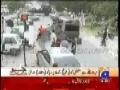 LAHORE: Terror attacks on two buildings - May 28 2010 - Urdu