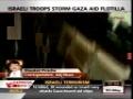 Attack on Gaza convoy - Talat Hussain missing - 31May2010 - English