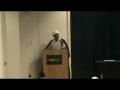 EAC - Panel 1 - Sh. Saed Kulayni - Community - English