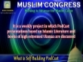 Muslim Congress Projects - Self Building PodCast - English