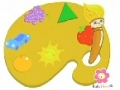Kids Cartoon - Petey The Paintbrush - Enlish
