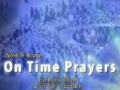 On Time Prayers - H.I. Hayder Shirazi - English