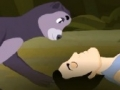 Animated Moral Stories - Two Friends and the Bear - English