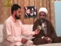 Important Interview with H.I. Raja Nasir Abbas - 03 August 2010 - Urdu