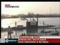 Iran Launches Four Ghadeer Submarines Into The Persian Gulf - Clip2 - 08Aug2010 - English