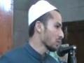 Moulana Agha Munawer Ali - Marefat e Imam e Zamana (atfs) - Hyderabad India - Urdu