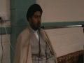 Death - Moulana Syed Muhammad Raza Jan Kazmi - Arabic  Australia brisbane
