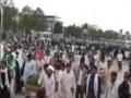 Glimpses of Istehkam e Pakistan Rally by MWM on 1 August 2010 - Urdu
