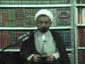 6th Dars e Ramazan - Moulana Shahid Raza Kashfi 1431 -Topic Khutba e Shabaniyah -  Urdu