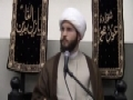 Sheikh Hamza Sodagar - Day 4 - Ramadhan 2010 - Being thankful for the Blessing of Allah - English