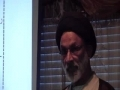 Blessings of Allah - Moulana Askari - IZFNA NJ - Ramadhan 2 , 2010 - Urdu