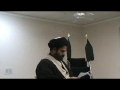 Wafat of Bibi Khadija - H.I. Saiyed Nafees Haider Taqvi - Urdu