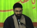 "[12]th Session of Ramadan Kareem ""Naimat aur Shukr"" by Agha HMR - Urdu"