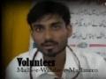 MWM Flood Relief Camp in Karachi, Pakistan - Urdu