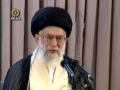 Wali Amr Muslimeen Ayatollah Khamenei (H.A) - Explaining US and Zionist Plots - 27 August 2010 - Farsi