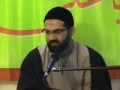 "[16]th Session - Greater Sins ""Insult"" part3 by Agha HMR - Urdu"