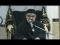 Ramazan 18 - Day 3 - Shahadat-e-Ameer-ul-Momineen (as) - Majlis 1 - AMZ