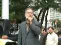 Br. Zafar Bangash Speech at Al-Quds Rally in Toronto Canada 2010 - English