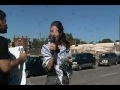 Jewish Activist Anna Baltzer addressing at Al-Quds Day in St. Louis - 03 SEP 2010 - English
