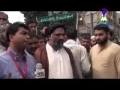 Exclusive interview with H.I. Sayyed Jawad Naqvi outside Gamey Shah, Lahore Pakistan - Urdu