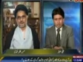 H.I. Sayyed Hasan Zafar Naqvi on a talk show with Ludhyanvi from Sipah Sahaba - Urdu