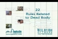 Noor-e-Ahkam 31 Rules Related to Dead Body - Urdu