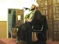 Spirituality - Lecture 3 by Sheikh Hamza Sodagar - English