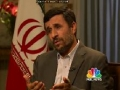 [NEW] President Dr. Ahmadinejad - Full Interview by Andrea Mitchell - 17 SEP 2010 - English