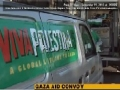 Viva Palestine 5 Arrives In France - Phone Report With Hasan al-Katib - 19 SEP 2010 - English