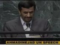 Summary: President Ahmadinjead At UN General Assembly - 21 SEP 2010 - English