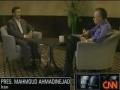 CNN Lari King interview with Iranian President Ahmadinejad Sept 22, 2010 - English