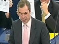 Nigel Farage reprimanded for criticising new EU president & foreign minister -English