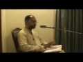 Tawheed - 8b of 14 - Prof Syed Haider Raza - 10th Ramazan, 21-Aug-10 - Urdu